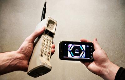 oldphonenewphone