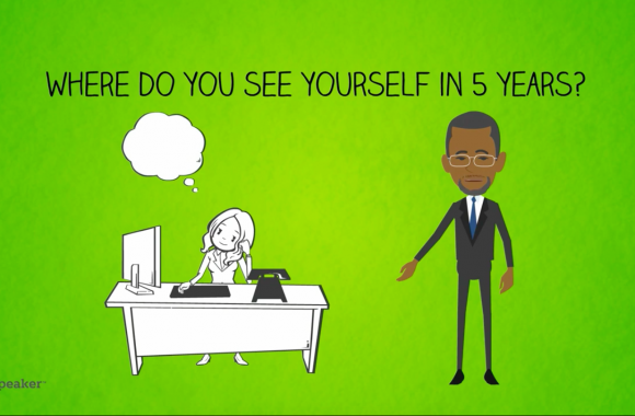 Where do you see yourself in 5 years? Jobspeaker